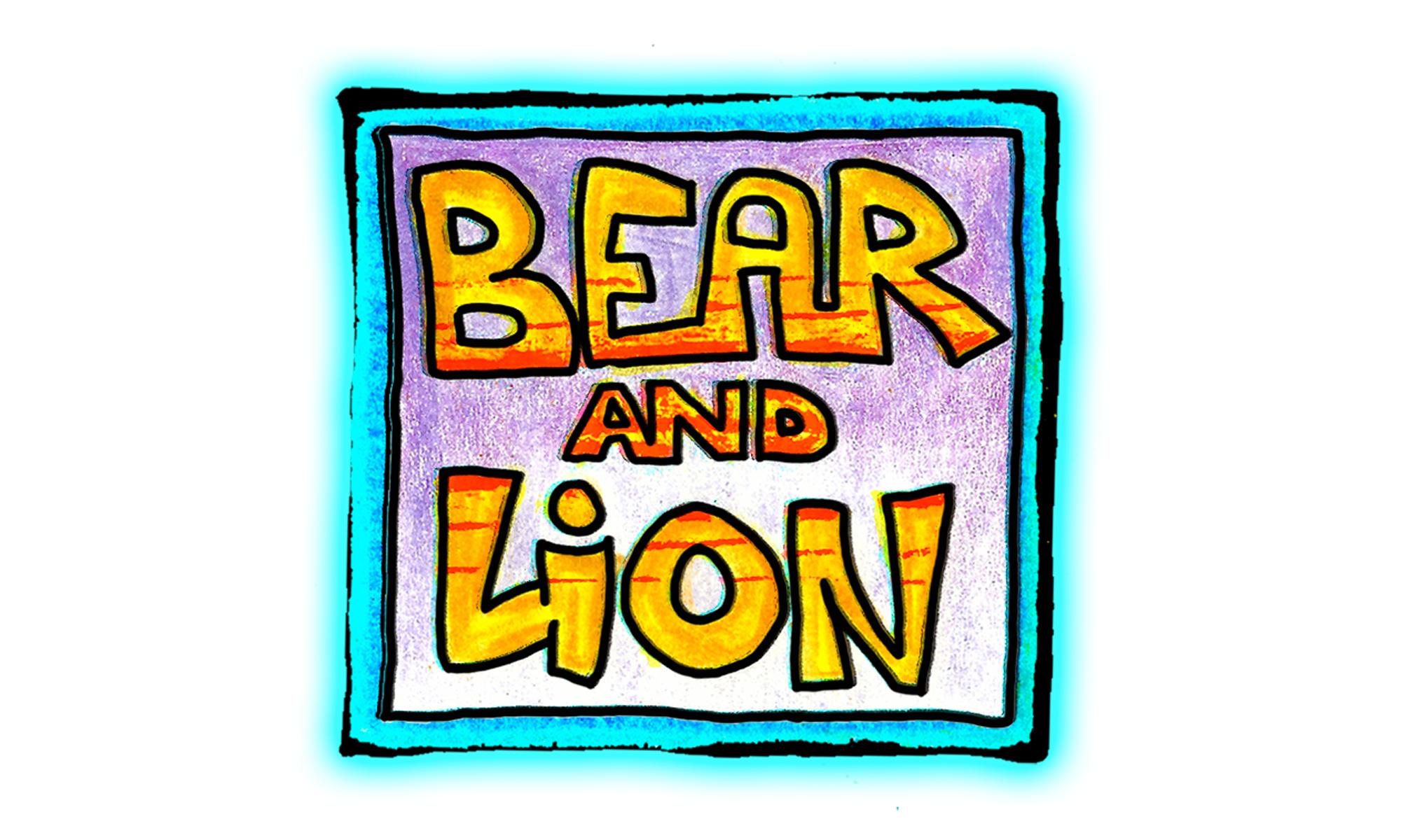 Bear and Lion Comics